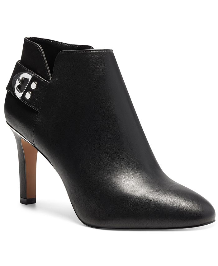Vince Camuto - Women's Lexica Buckle Dress Booties