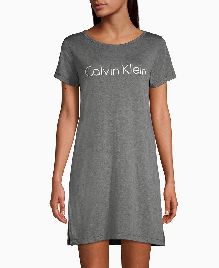 Calvin Klein - Logo Print Sleep T-Shirt