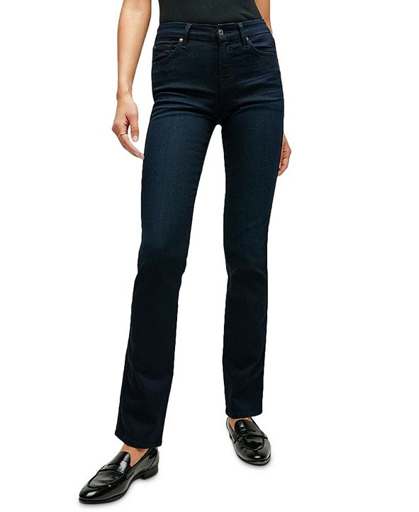 7 For All Mankind b(air) Denim Kimmie Straight Jeans