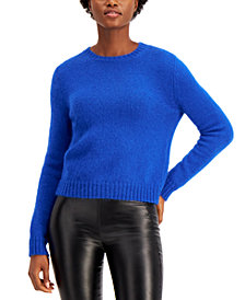 Weekend Max Mara Ribbed-Trim Sweater