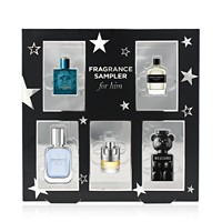 5-Piece Fragrance Sampler For Him Gift Set