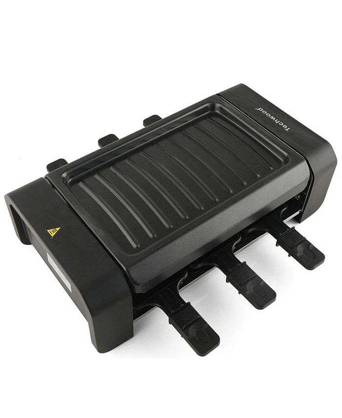 Cusimax - Electric BBQ Grill Nostick Grilling Surface