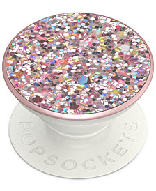 PopSockets Sparkle Rosebud Cell Phone Pop Grip