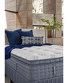 "King Koil Intimate Catalina Ravenna 15"" Luxury Firm Mattress Set- Twin"