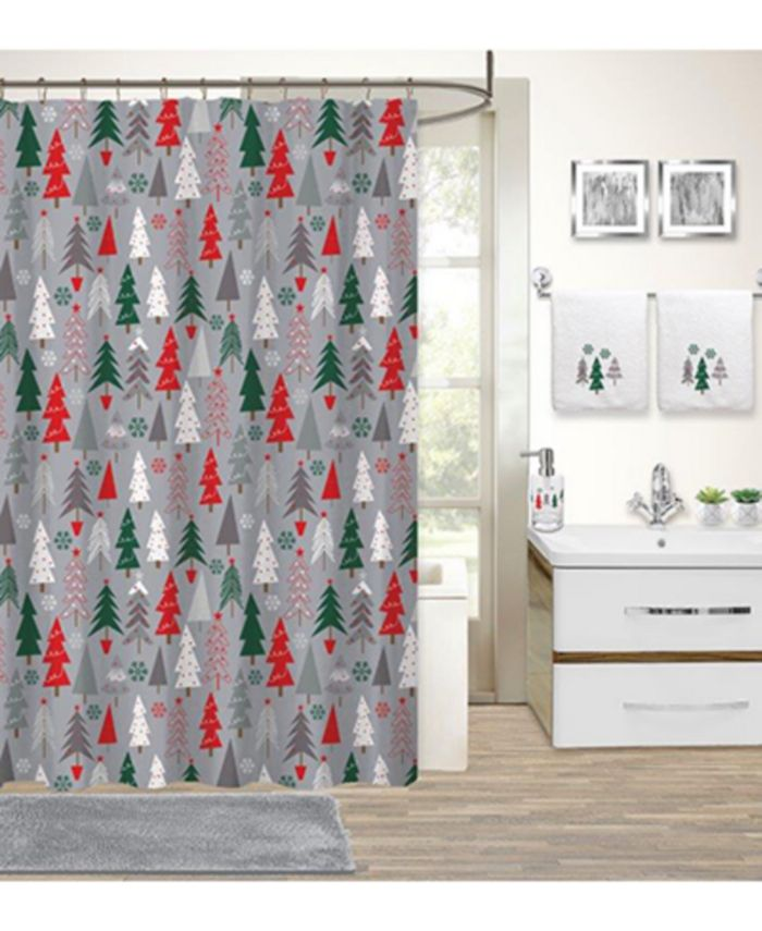 Idea Nuova - Holiday Tree 17-Pc. Bath Set