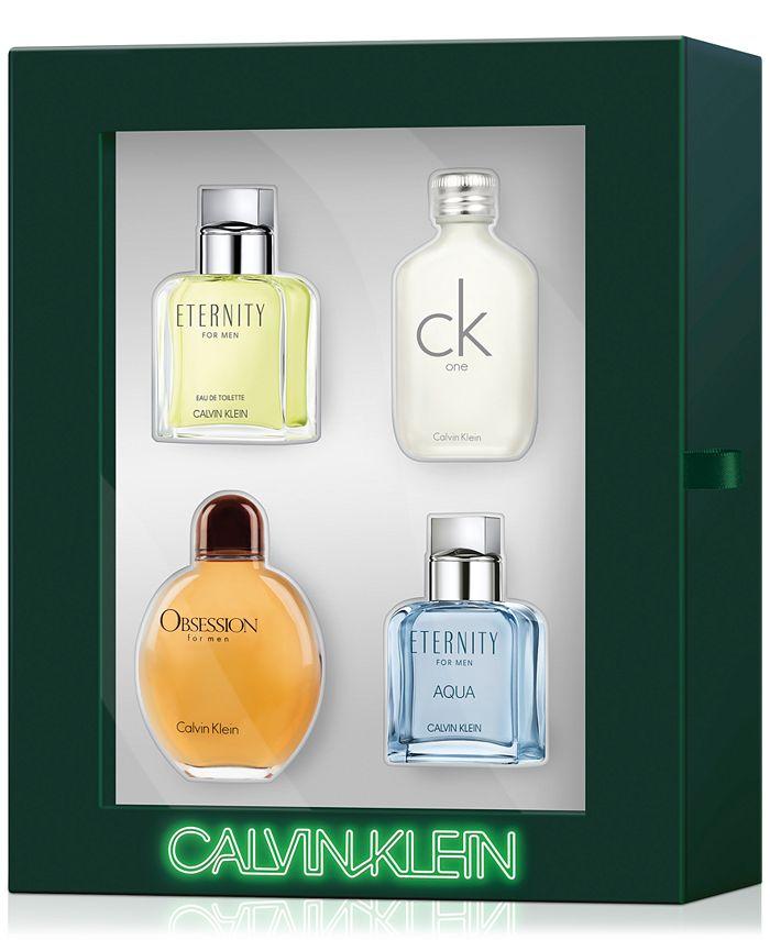 Calvin Klein - Men's 4-Pc. Classics Gift Set