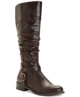 White Mountain Lefty Riding Boots