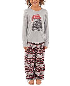 Matching Kids Holiday Darth Vader Family Pajama Set