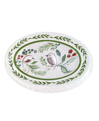 Dena Evergreen Soap Dish
