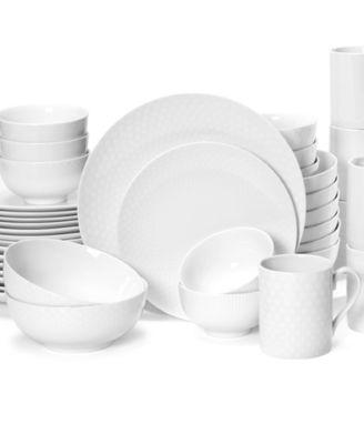 Italian Countryside 40-Pc. Dinnerware Set, Service for 8
