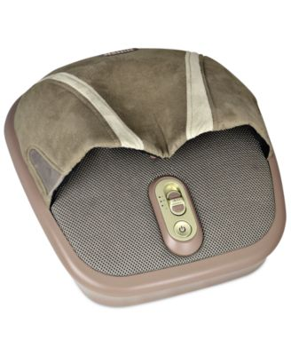 Homedics FMS-275H Air Compression & Shiatsu Foot Massager with Heat