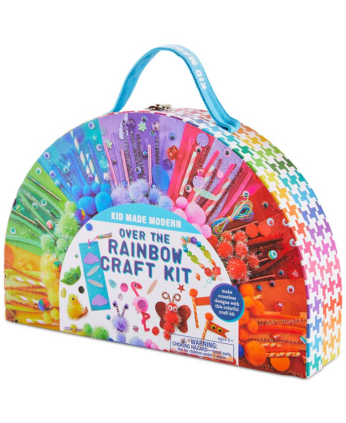 Kid Made Modern - Rainbow Craft Kit