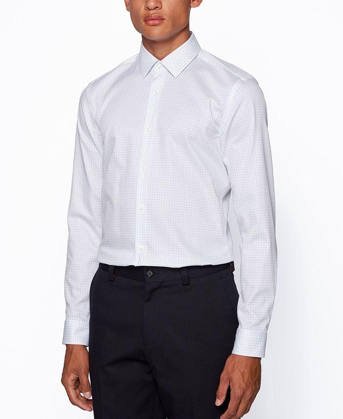 Hugo Boss - Men's Isko Slim-Fit Shirt