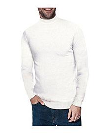 X-Ray  Men's Mock Neck Sweater