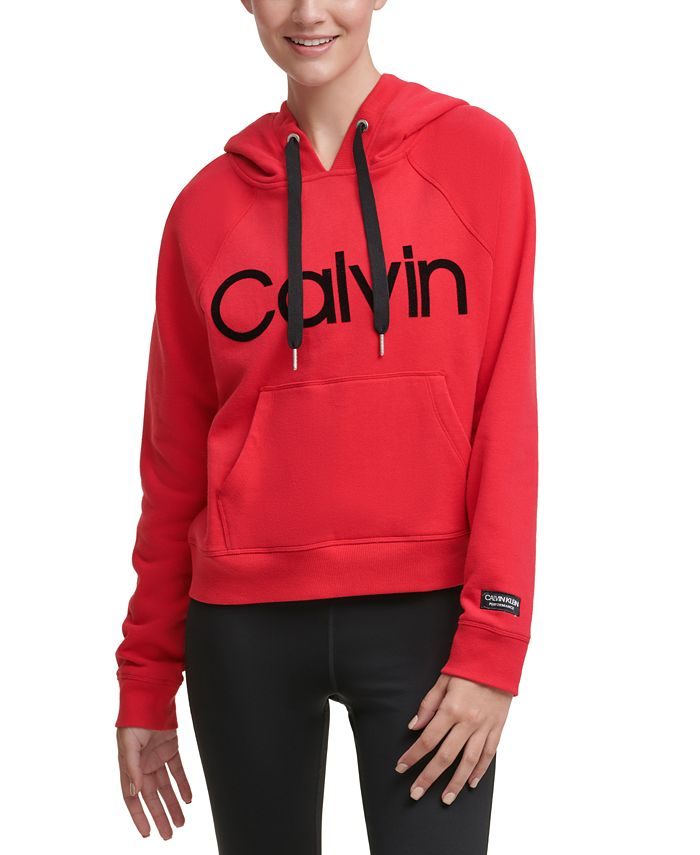 Calvin Klein - Relaxed Logo Hoodie
