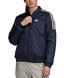 adidas Women's Essentials Insulated Bomber Jacket