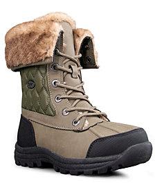 Lugz Women's Tambora Quilted Classic Chukka Regular Fashion Boot