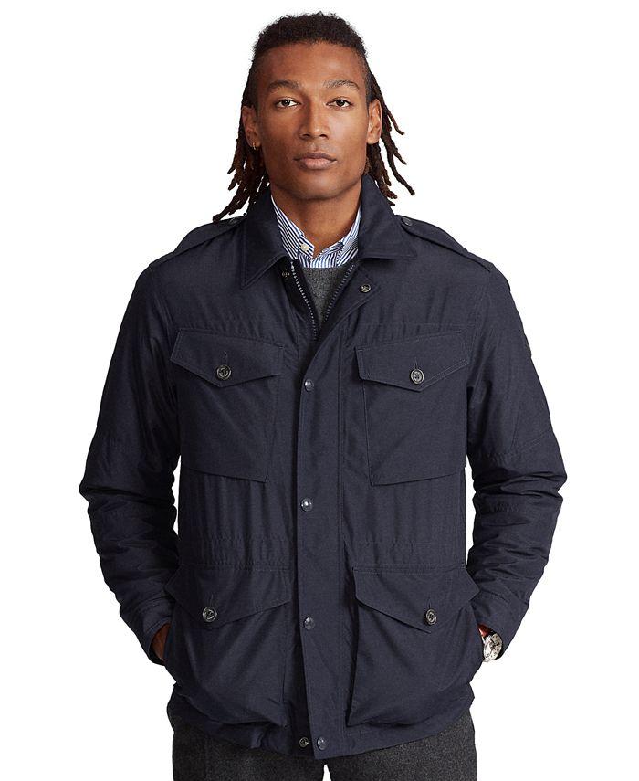Polo Ralph Lauren - Men's Nylon Utility Jacket