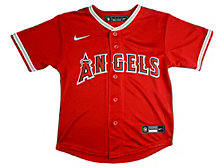 Nike Los Angeles Angels Kids Official Blank Jersey
