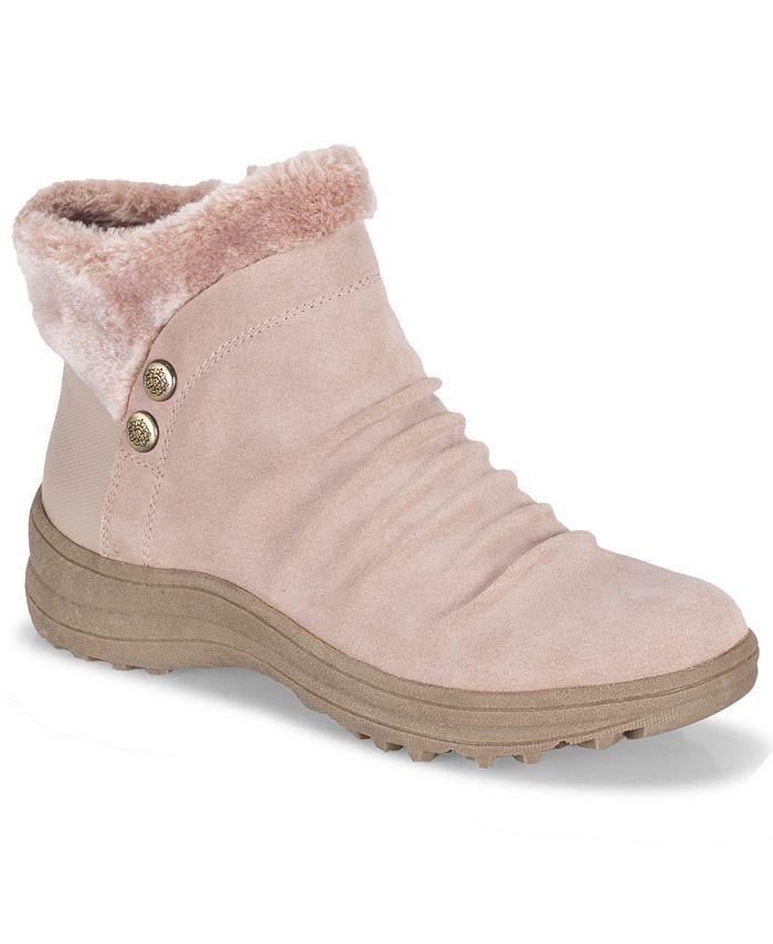 Baretraps - Aeron Faux-Shearling Cold Weather Boots