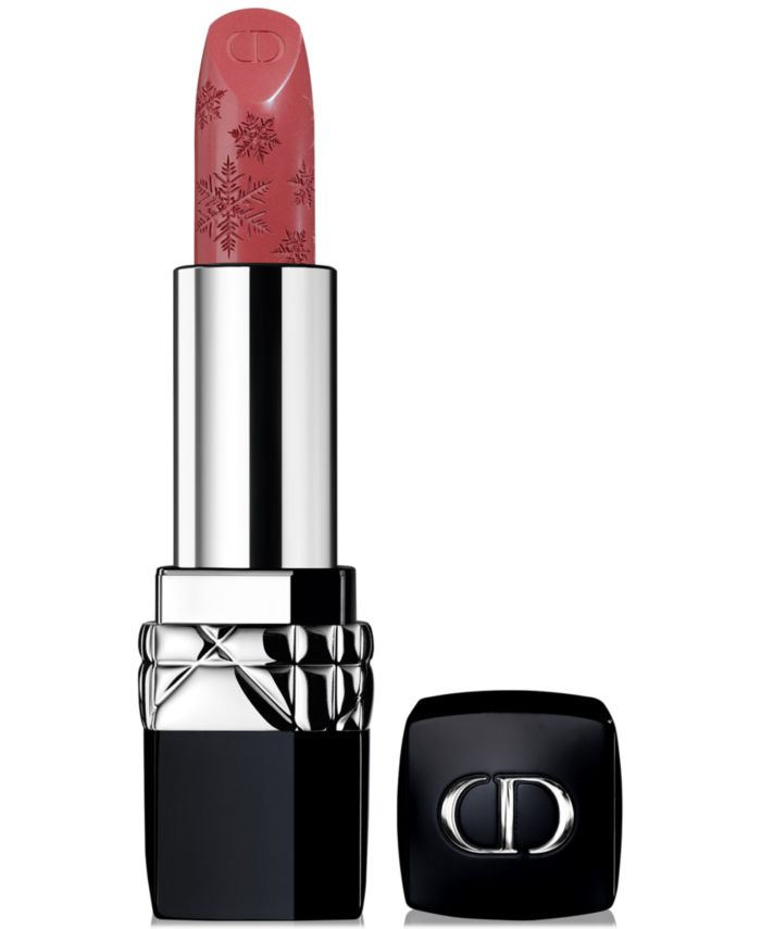 Dior Rouge Dior Golden Nights Limited Edition Lipstick & Reviews - Makeup - Beauty - Macy's