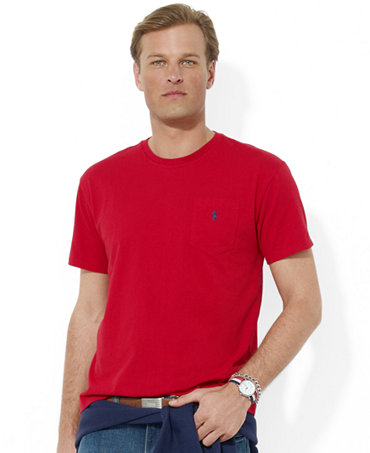 polo ralph lauren t shirt core classic fit polo tee shirt. Black Bedroom Furniture Sets. Home Design Ideas