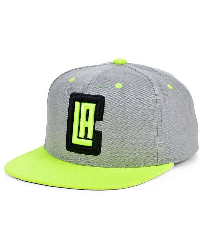 Mitchell & Ness - Los Angeles Clippers Volt Snapback Cap
