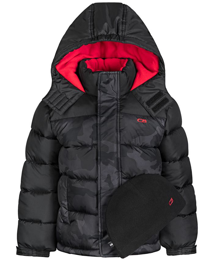 CB Sports - Big Boys Promo Quilted Jacket