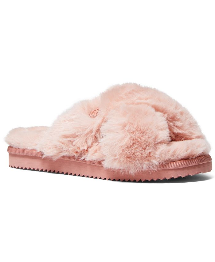 Michael Kors - Lala Furry Slippers