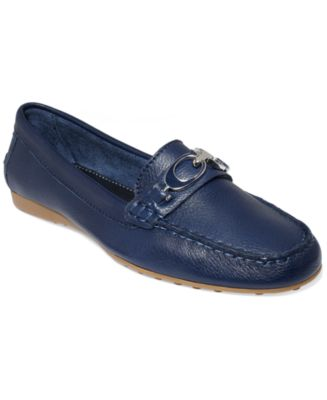 Coach Fortunata Driving Loafers Shoes Macy S