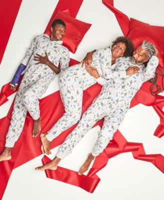 Matching Kids Festive Trees Onesie Created for Macy's