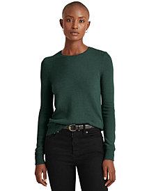Lauren Ralph Lauren Wool-Blend Sweater