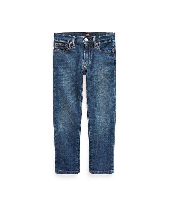 Polo Ralph Lauren Toddler Boys Sullivan Slim Stretch Jeans