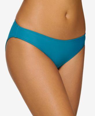Juniors' Solid Bikini Bottoms, Created for Macy's