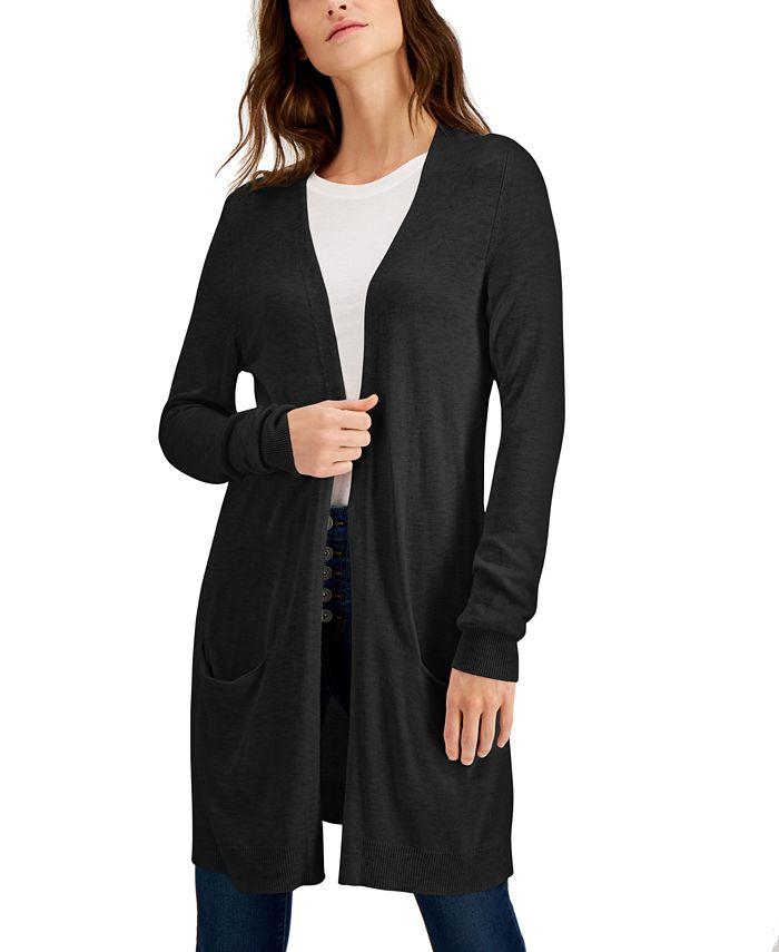 Style & Co - Plus Size V-Neck Cardigan