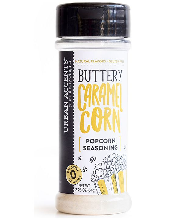 Urban Accents Buttery Caramel Corn Popcorn Seasoning