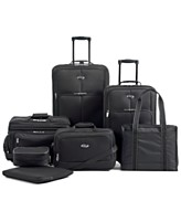 U.S. Traveler Potenza II 7-Pc. Luggage Set