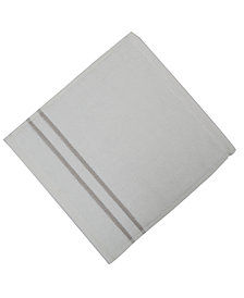"""Charter Club Egyptian Cotton Cableweave 13"""" x 13"""" Wash Towel, Created for Macy's"""
