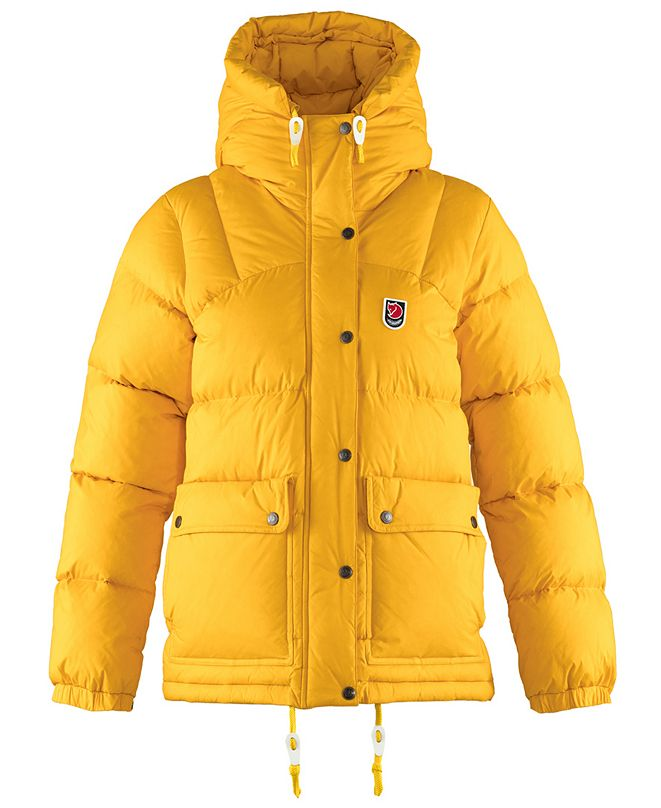 Fjallraven Expedition Hooded Down Coat