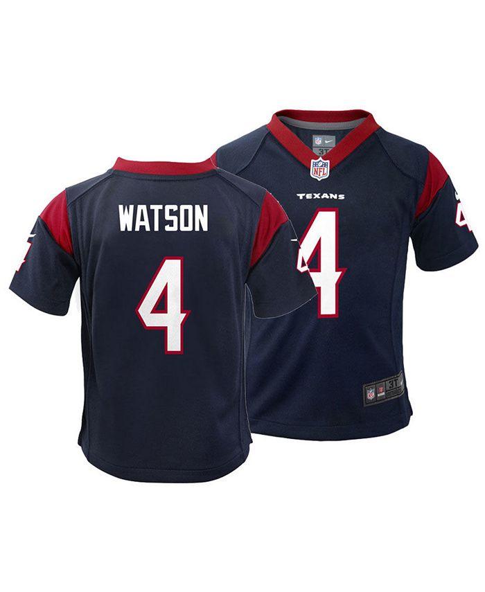 Nike - Houston Texans DeShaun Watson Baby Game Jersey