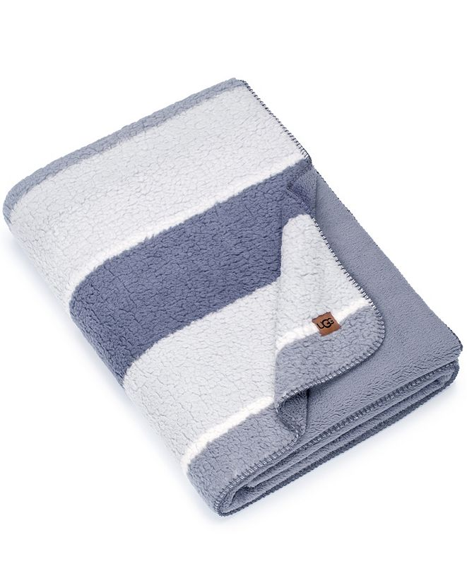 """UGG® Rosaleen Throw Blanket, 70"""" x 50"""""""