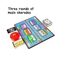 Spin Master Games MTV Quiz Board Game