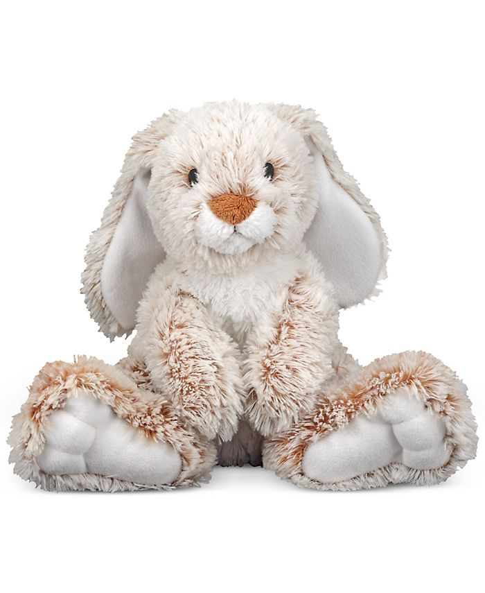 Melissa and Doug - Kids Stuffed Toy, Burrow Bunny Plush