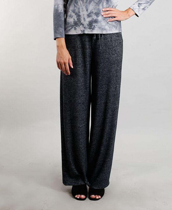 COIN 1804 Women's Cozy Drawstring Pocket Pant