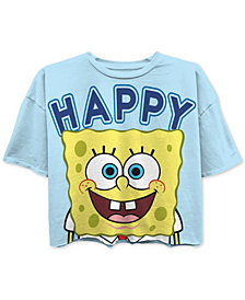 Nickelodeon Juniors' Spongebob T-Shirt