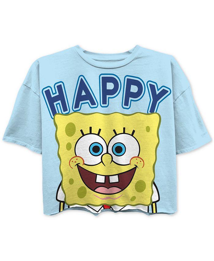 Nickelodeon - Juniors' Spongebob T-Shirt
