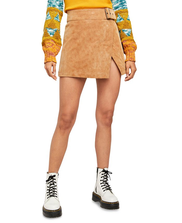 Free People - Ari Wrap Skirt
