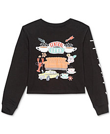 Warner Brothers Juniors' Friends Long-Sleeve T-Shirt
