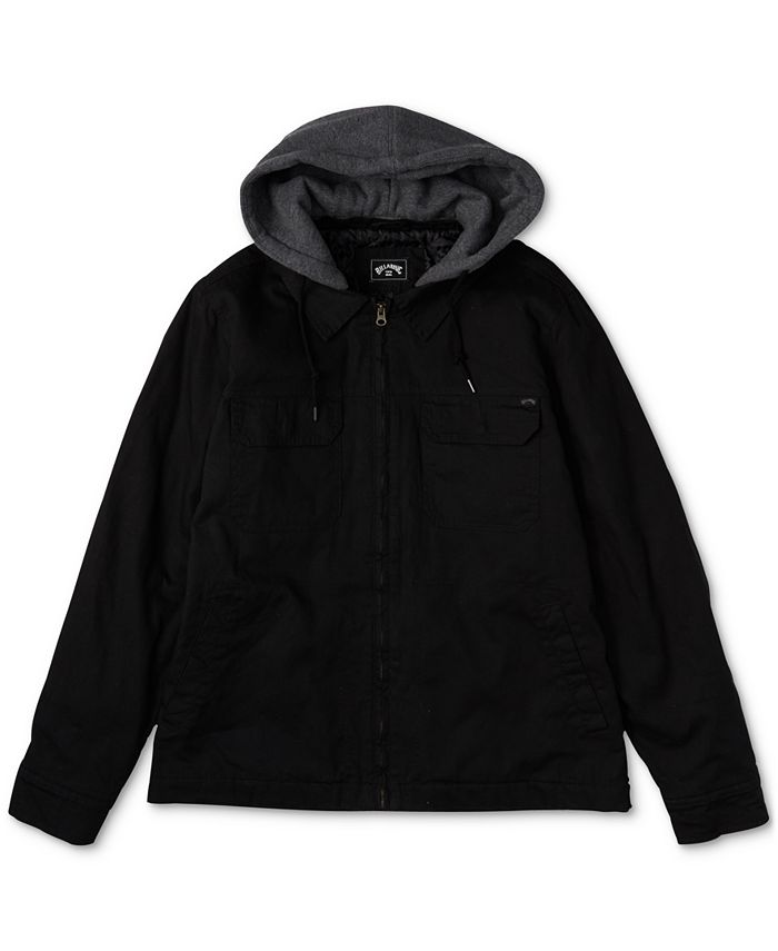 Billabong - Men's Barlow Twill Jacket