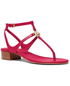 Michael Michael Kors Lita Thong Sandals